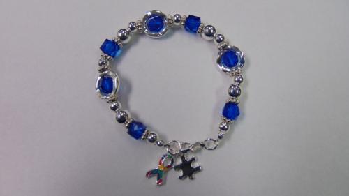 Autism Bracelet (BLUE)